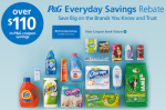 P&G coupons